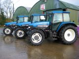 3 New Holland 8360 RC - February 2012