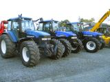 New Holland TM165, TM150 & TM155 - November 2013