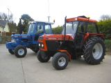 Ursus deLuxe and Ford 7610