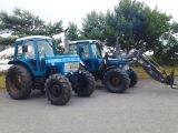 Tractors for Oyster Farm in Nth. Ireland July 2014