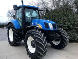 2009/2010 NEW HOLLAND T6080