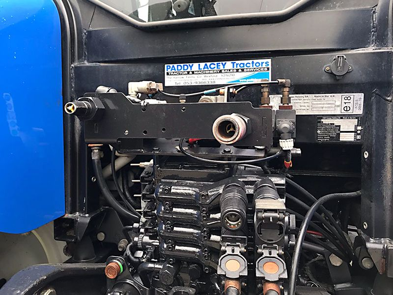 2010 New Holland T6080 for sale New Holland T Wiring Schematic on