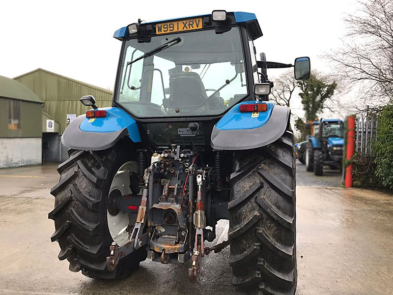 2000 New Holland TM150 for sale
