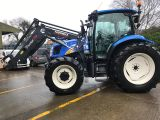 2008/9 NEW HOLLAND T6020