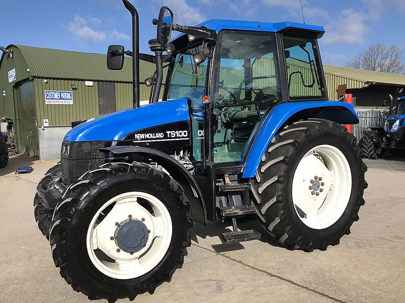 2001 New Holland TS100 for sale