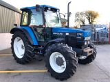 1996 NEW HOLLAND 7740 SLE
