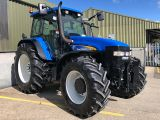 2008 NEW HOLLAND TM155